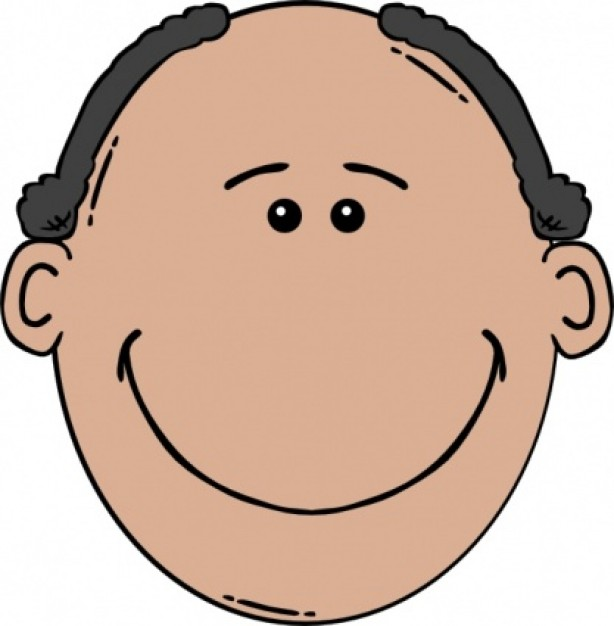Smiling Man Clipart Free Clipart Images