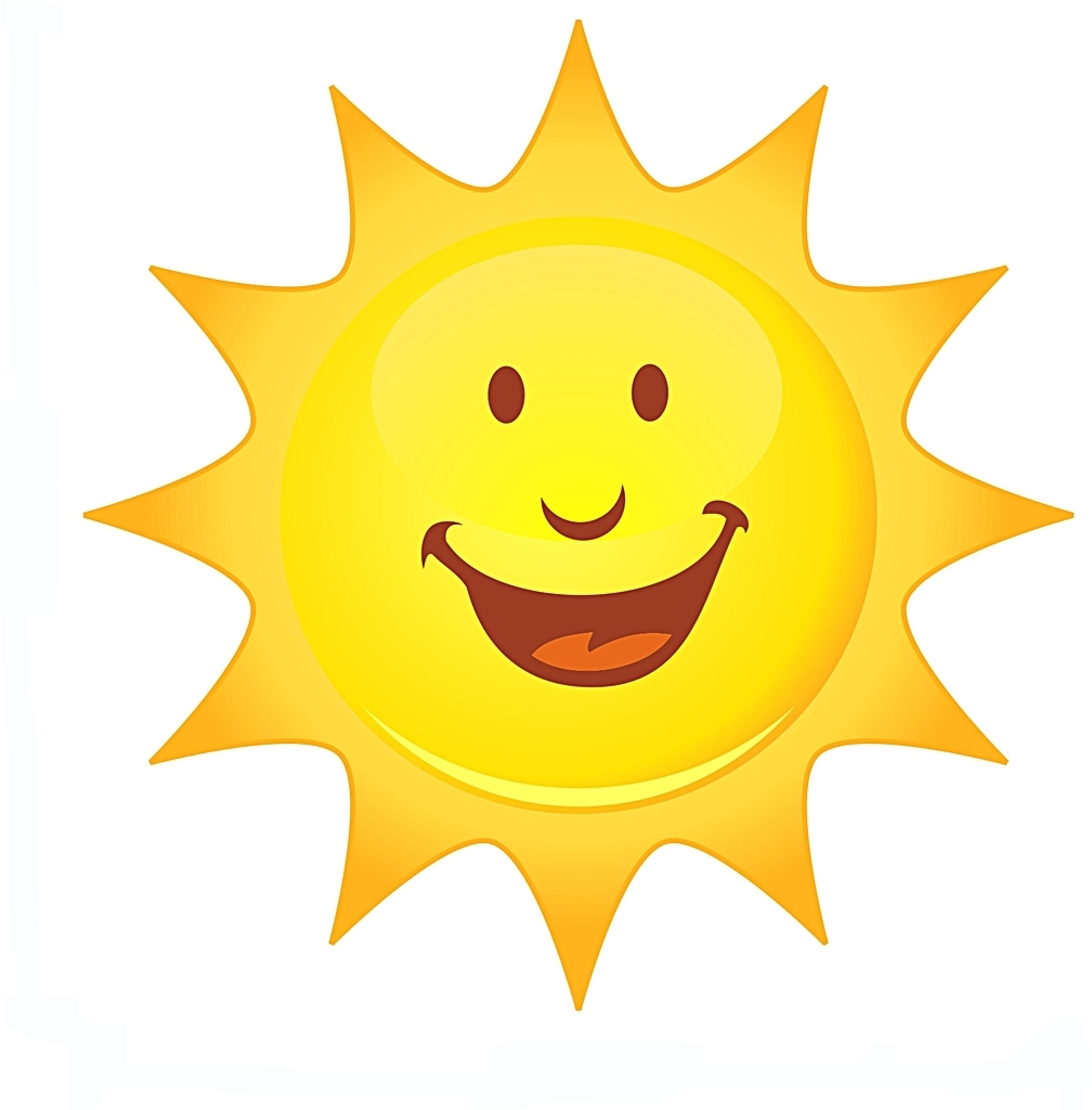 Smiling Sun Free Images At Clker Com Vector Clip Art Online