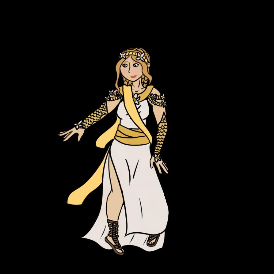 Flora [Smite Goddess Concept] By XGrimda-Flora [Smite Goddess concept] by xGrimdark ClipartLook.com -9