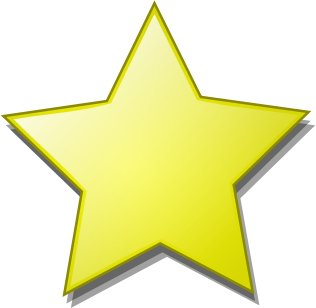 smooth-star - Star Images Free Clip Art