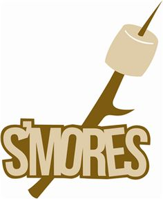 Smores Clipart Black And White-smores clipart black and white-14