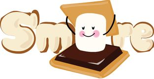 Smores Stock Illustrations Ve - Smores Clip Art