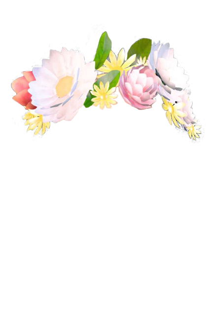 filter, png, and flower image