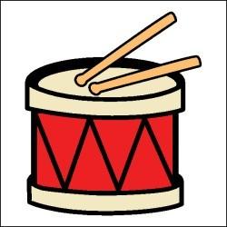 Snare Drum Clip Art-snare drum clip art-6