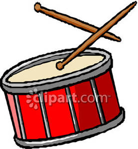 Snare Drum And Sticks Royalty Free Clipa-Snare Drum And Sticks Royalty Free Clipart Picture-9