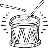Snare Drum Clipart And Illustrations-Snare Drum clipart and illustrations-12