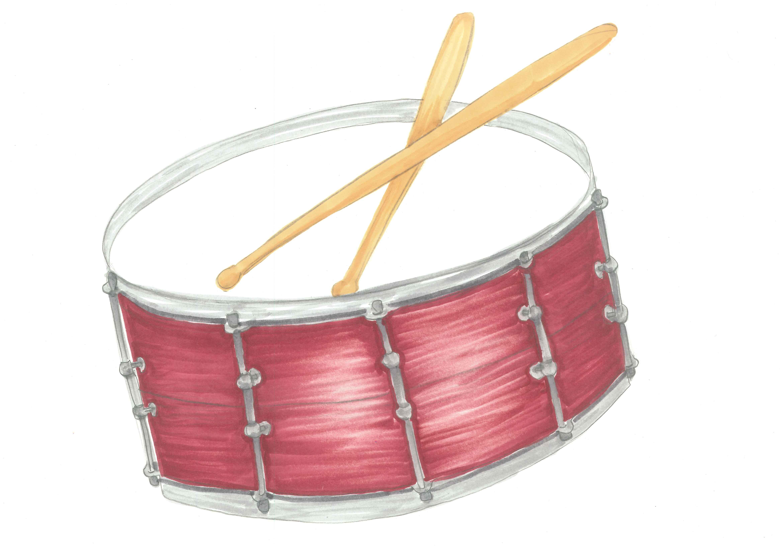 Snare Drum Clipart Clip Art ..-Snare Drum Clipart Clip Art ..-13