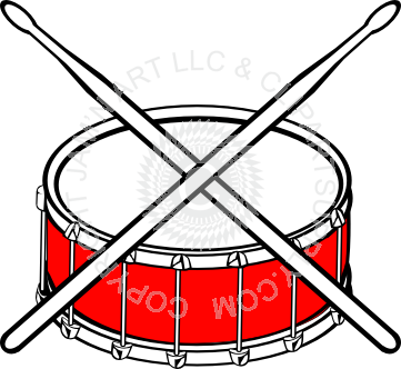 Snare Drum Clipart-snare drum clipart-15