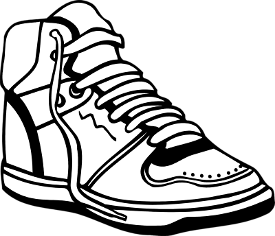 Sneakers Clipart-sneakers clipart-11