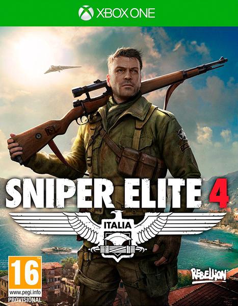 Sniper Elite 4 (Xbox One)-Sniper Elite 4 (Xbox One)-10