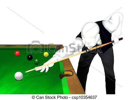 snooker clipart 4