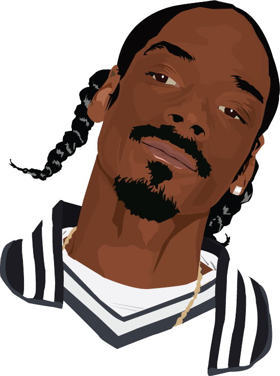 Snoop Dogg Clipart-Clipartlook.com-549