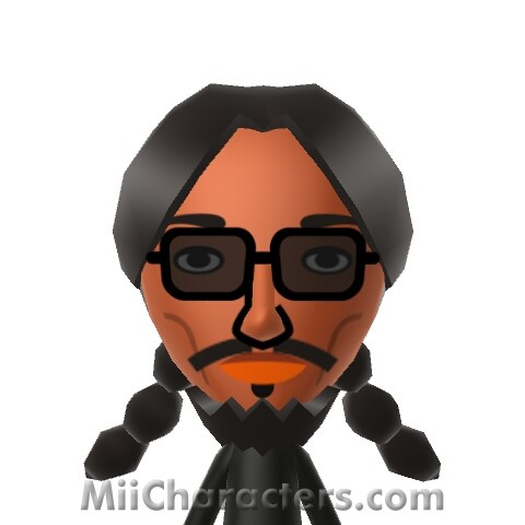 Snoop Dogg Mii Image by J1N2G