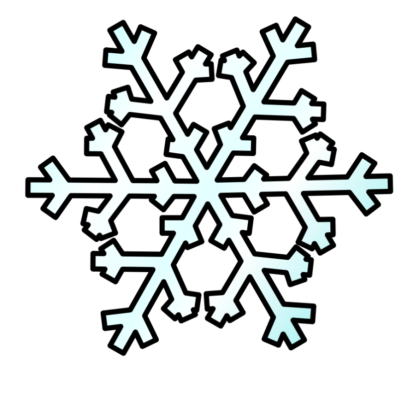 snow clipart - Snow Clip Art