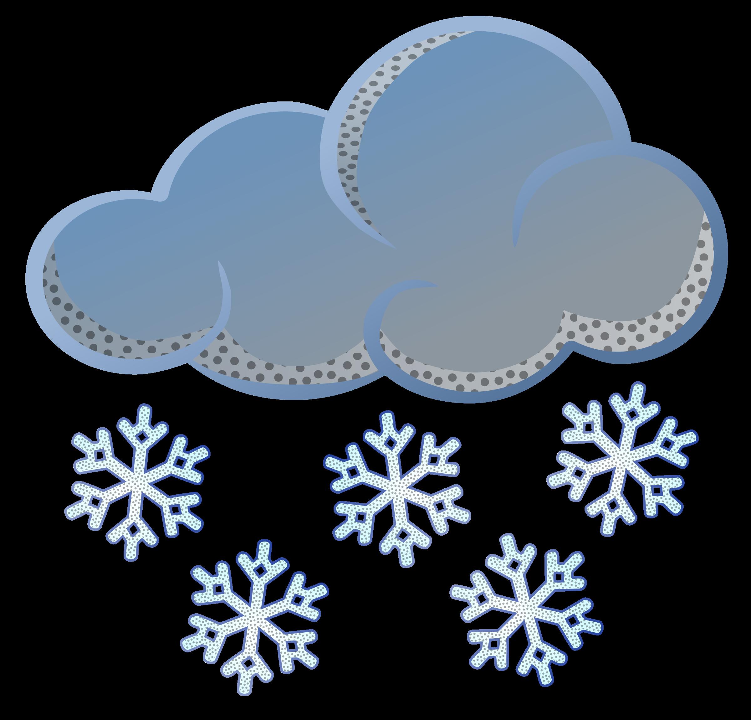 snow clipart-snow clipart-2