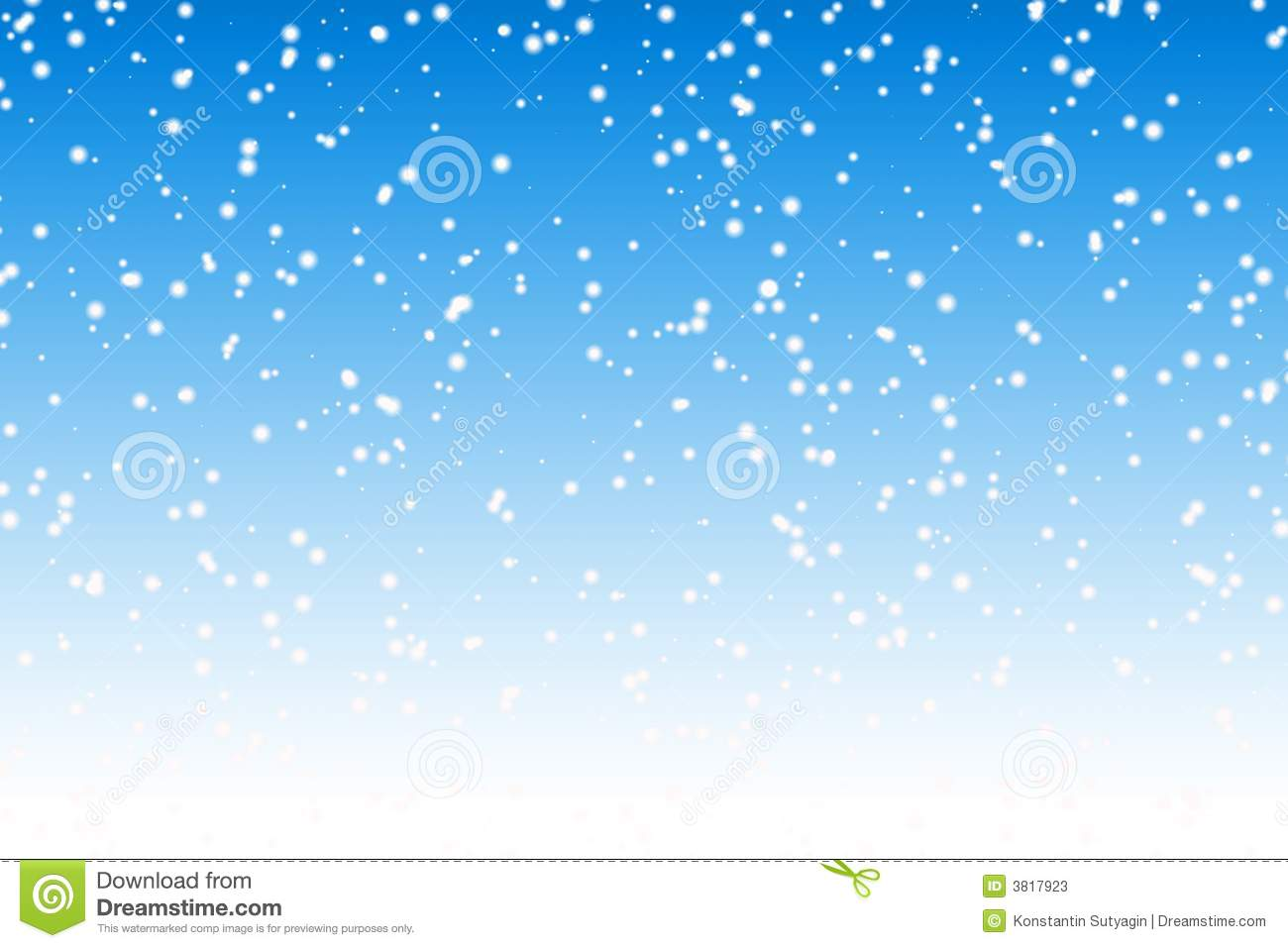 Snow Background Clipart Snow Background
