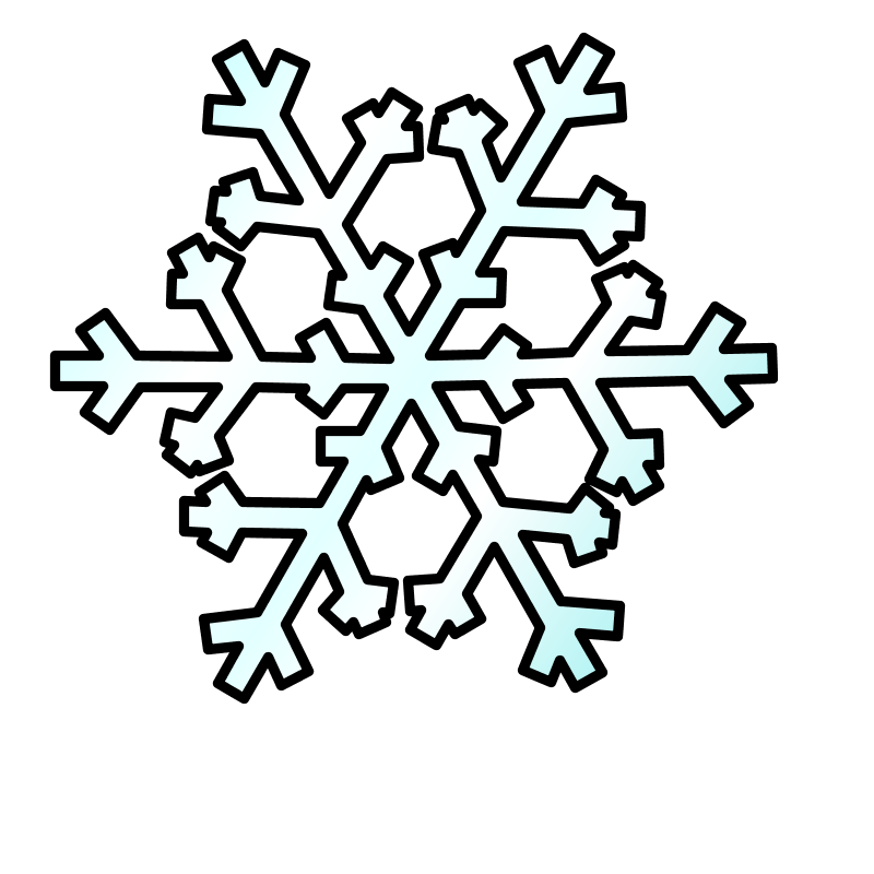 Snow Clip Art-Snow Clip Art-1