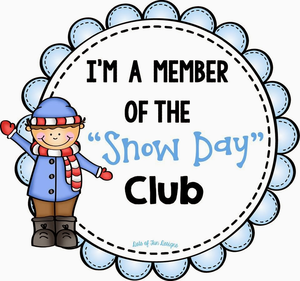 Snow Day Clipart #1 . - Snow Day Clip Art