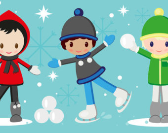 Snow Day Clipart - Snow Day Clip Art