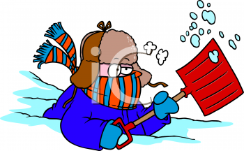 Snow Day Free Clipart #1