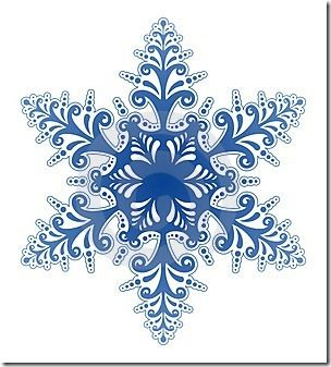 Snow Flakes Clip Art | snowflake clip art borders | animal pictures