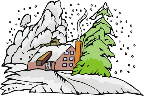 Snow Routes And School Closur - Snow Day Clip Art