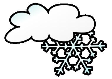 Snow Storm Clip Art