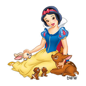 Snow White Clipart From .-Snow White Clipart from .-8
