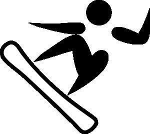 snowboard clipart-snowboard clipart-9