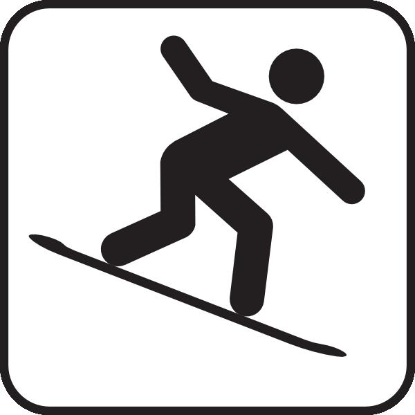 Snowboarding clip art-Snowboarding clip art-18