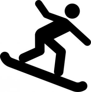 Snowboard Symbol-Snowboard Symbol-15