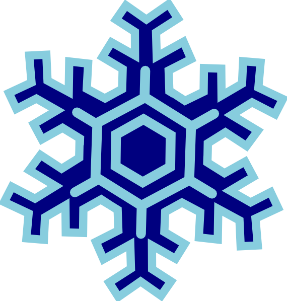 Snowflake Clipart Transparent Background-snowflake clipart transparent background-13