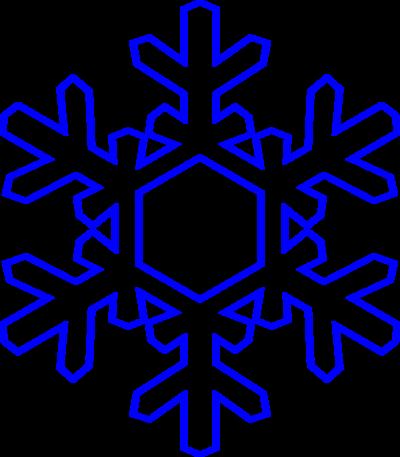 Snowflake Clipart Transparent Background-snowflake clipart transparent background-12