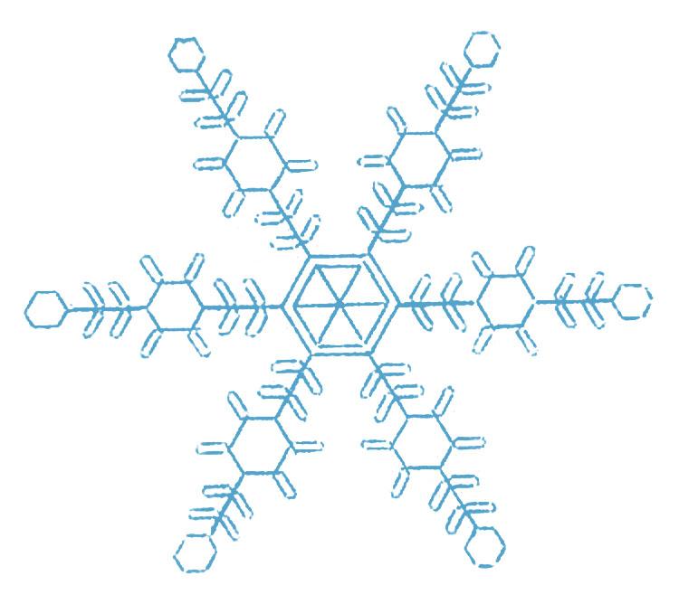 Snowflake Clip Art Microsoft