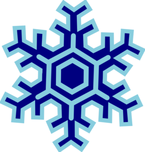 snowflake clipart