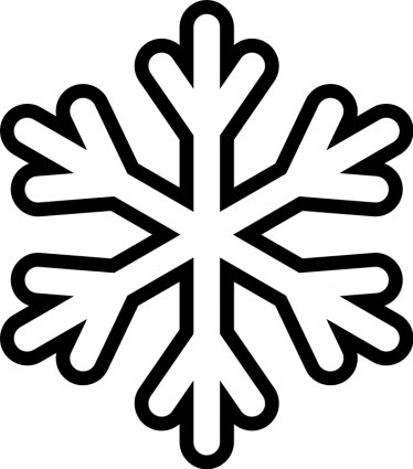 Snowflake Clipart Free Download. Vector snowflake svg Free .