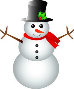 snowman clipart-snowman clipart-12