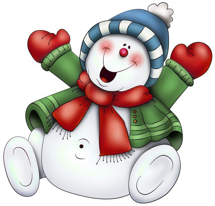 Snowman Clipart-Snowman Clipart-11