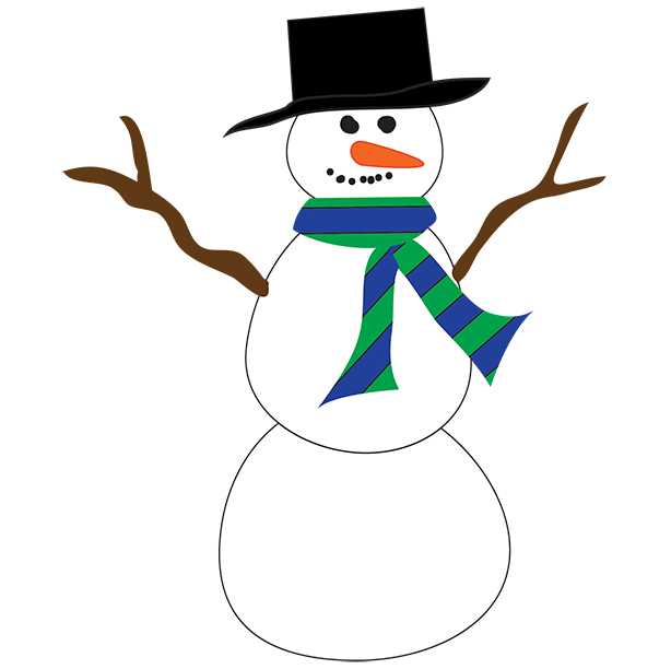Snowman grade onederful free snowmen clipart image