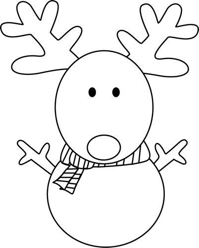snowman outline - Google Search-snowman outline - Google Search-6