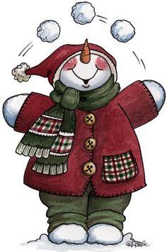 Snowman Printables, Christmas .