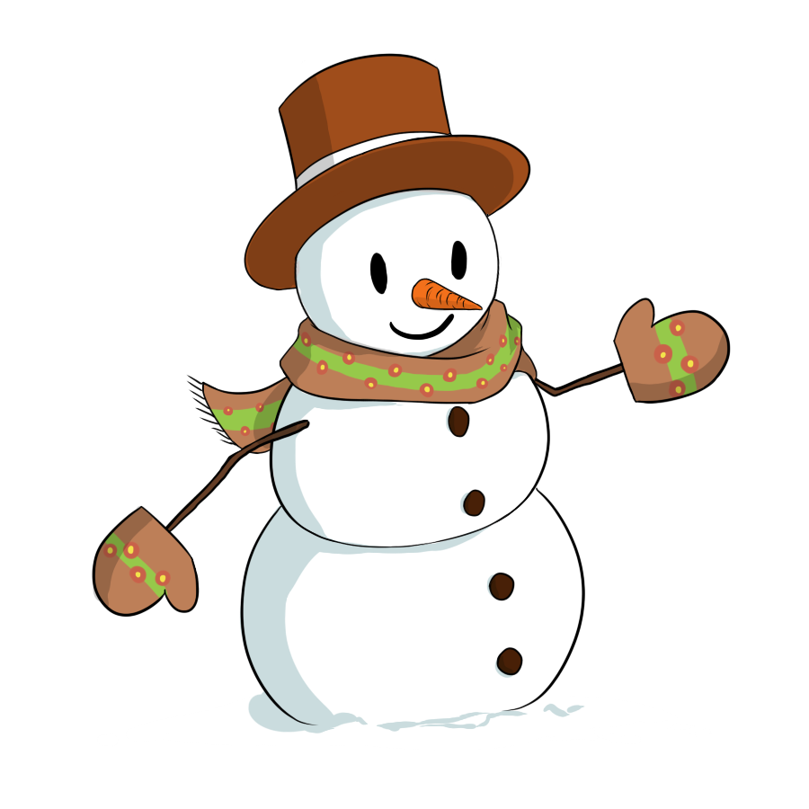 Snowman15 - Free Snowman Clipart