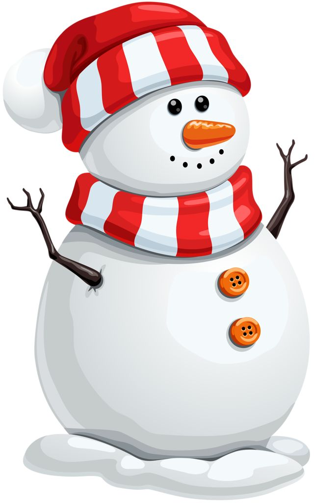 snowmen.quenalbertini: Cute snowman | Photo, author Soloveika on Yandex