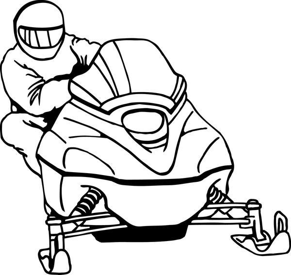 Snowmobile Clipart-snowmobile clipart-3