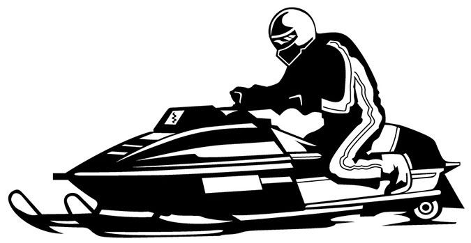 Snowmobile Clipart-snowmobile clipart-4