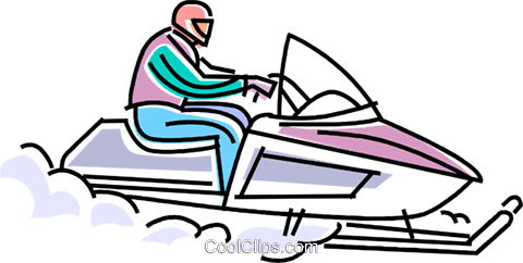 Snowmobile Clipart 1048283 Illustration -Snowmobile Clipart 1048283 Illustration By Ron Leishman-8
