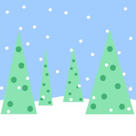 Snowy Scene Clip Art Snowy Scene Images