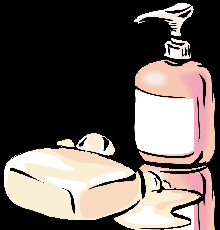 Soap Clip Art Free Black And White