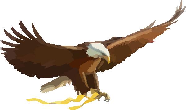 Soaring Eagle Large Clip Art At Clker Com Vector Clip Art Online