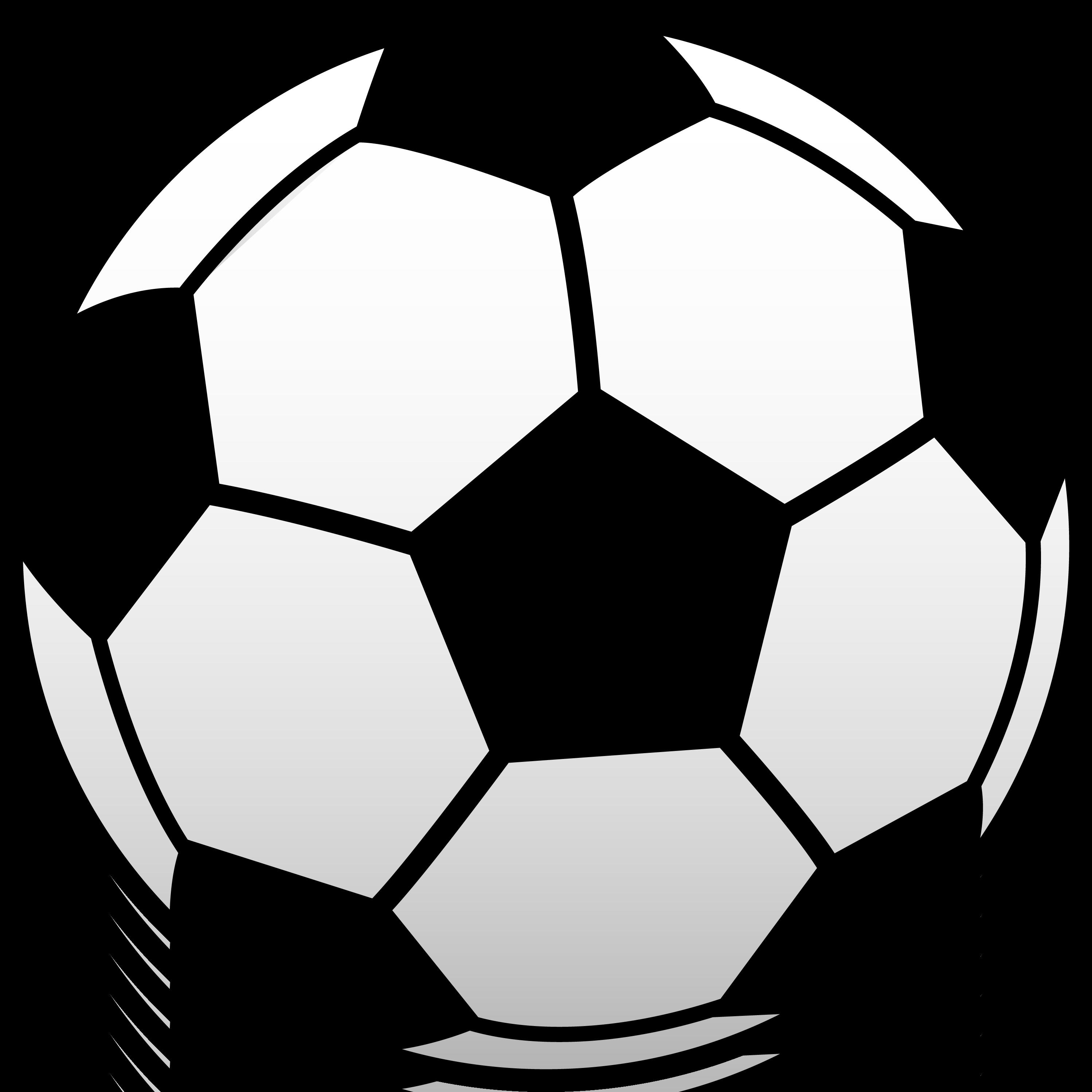 soccer ball clipart-soccer ball clipart-1